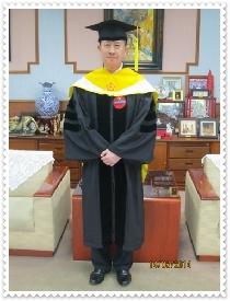 傑出校友姚迪剛 台馬教育耕耘有成獲屏科大名譽農學博士