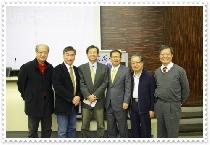 祝福與期待:鄭清和學長支持東海博雅書院