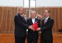 東海大學第九任校長王茂駿接任 三百嘉賓同賀