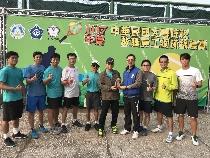 賀!教職員網球隊勇奪男子甲組殿軍