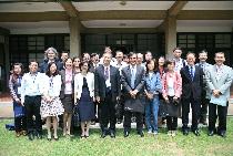 「高齡化社會與產業」課程計畫深獲好評 教育部司長楊鎮華帶隊親臨訪視