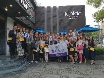 本校王校長率團訪上海地區校友會 盛情支持母校校務發展
