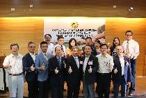 經發局與台灣社會企業永續發展協會在東海簽署合作備忘錄暨社會企業創業賽頒獎