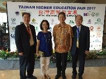 2017年印尼臺灣高等教育展雅加達盛大開幕
