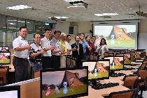 東海大學「跨領域特色教學教室」暨VR/AR體驗區揭牌