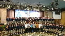 2018年印尼臺灣高等教育展在加巴貝卡、雅加達及棉蘭盛大舉辦
