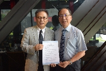 大渡山學會107學年度榮譽講座出爐 童元方、張嘉修、李篤中等三位教授獲選