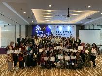 臺灣高教2019印尼馬辰聯展 東海大學率領12名校南向拓點成功達陣