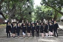 東海大學畢業典禮 廖榮鑫勉勵學子「勇敢務實、堅定自信」