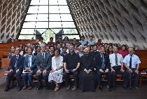2019靜宜、東海聯合祈禱會 為社會注入溫暖與祝福